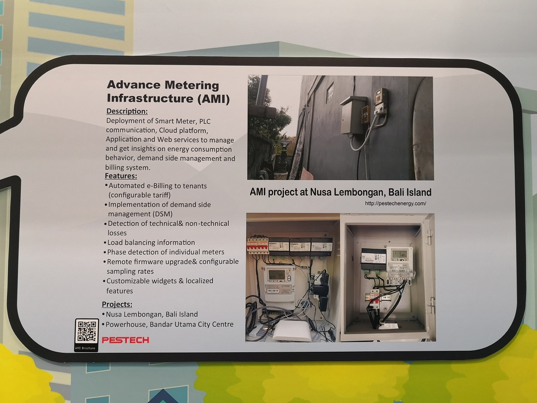 Advance Metering Infrastructure Project in Bali